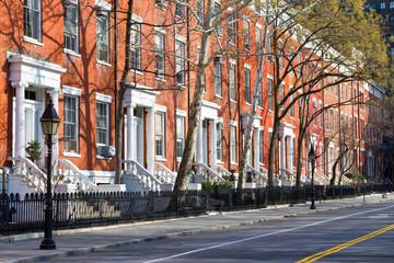 New York City Street Scene