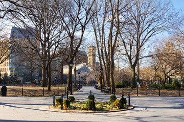 New York City - Washington Square Park