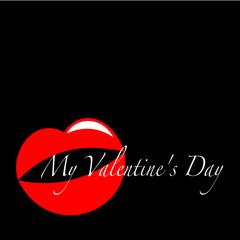 Bocca rossa S.Valentino