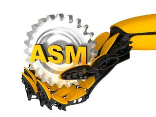 ASM - assembly language