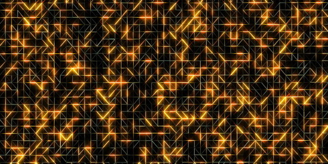 Abstract digital shiny background
