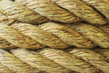 Rope Background Texture