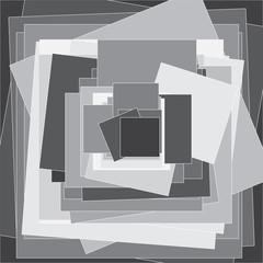 abstract geometric print, vector illustration