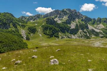 Mountains Durmitor.