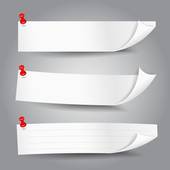 Paper tag banner vector illustration 001