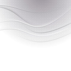 Halftone swoosh line abstract modern backdrop