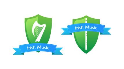Emblem of Irish Music
