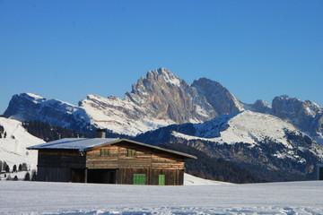 Odle dall'Alpe di Siusi