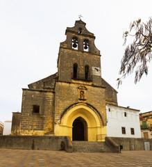 Church of San Lucas. Jerez de la Frontera, Spain