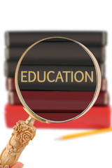 Looking in on education -  Education