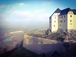 Georgenburg, Festung Königstein