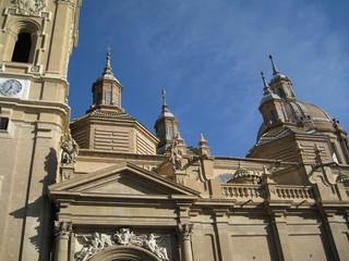 basilica de nuestra saenora del pilar