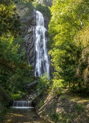 Pissevache Waterfall near Martigny