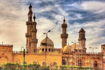 Al-Azhar Mosque in Cairo - Egypt