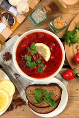 russian soup