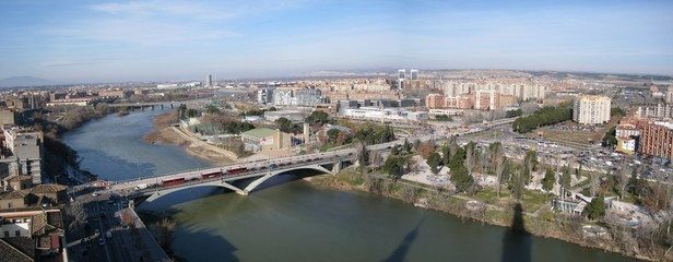 view from pilar