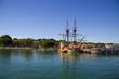 Mayflower in Plymout port - 76855599