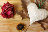 Cuore e fiori
