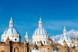 Cuenca Cathedral Domes - Fine Art prints