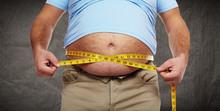 """Постер, картина, фотообои """"Obesity."""""""