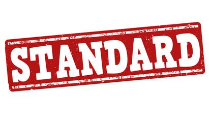 Standard stamp