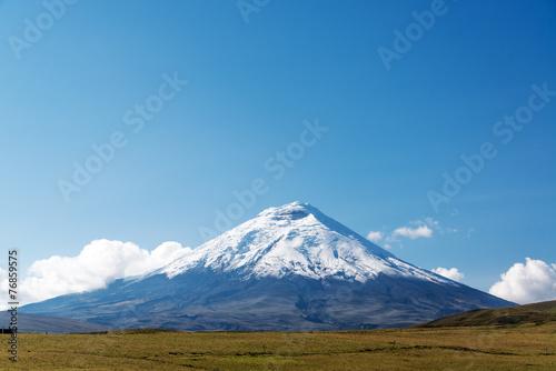 Keuken foto achterwand Vulkaan Cotopaxi Volcano
