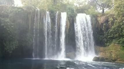 Turkey Antalya Duden Waterfall