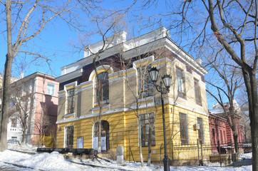 Музейно-выставочный центр имени В.К.Арсеньева во Владивостоке
