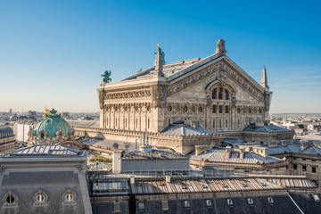 Palais Garnier is a 1,979 seat opera house, which was built in 1