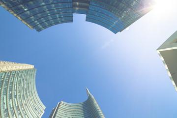 UniCredit Tower è il grattacielo più alto d'Italia
