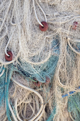 fisherman nets