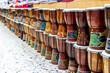 Arabic darbuka market . - 76880510