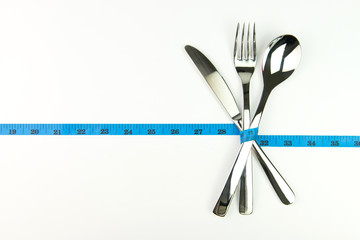 Diet measuring concept