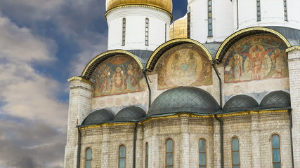 Assumption Cathedral, Moscow Kremlin, Russia