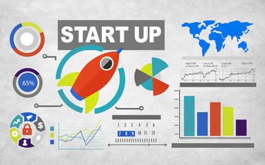 Business Plan Startup Strategy Innovation Vision Concept
