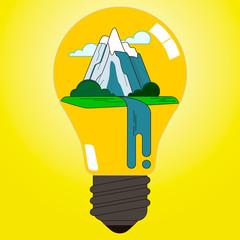 Ecological illumination