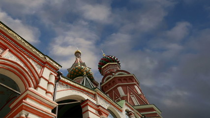 Moscow, Russia, Red Square, Cathedral