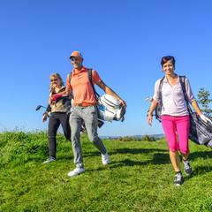 Golf-Flight