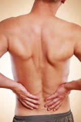 Rückenschmerz Lendenwirbelsäule