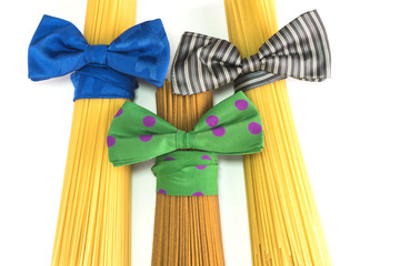 Spaghetti Italian style