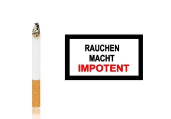 Impotenz durch Rauchen - Konzeptionell