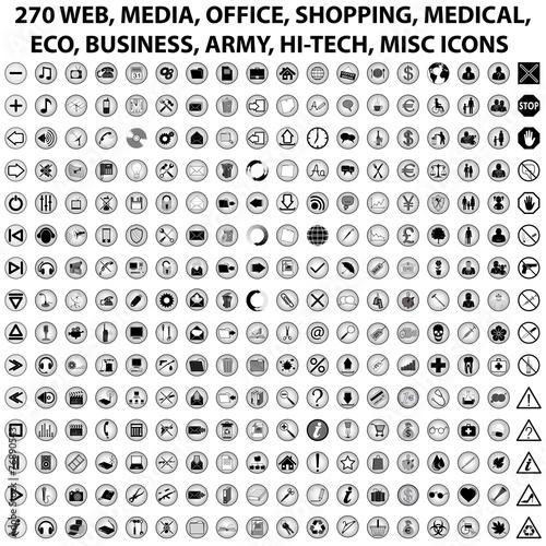270 WEB ICONS © anya