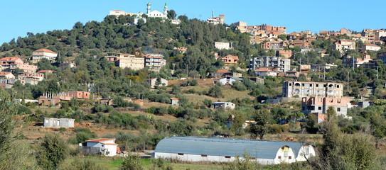 village de kabylie