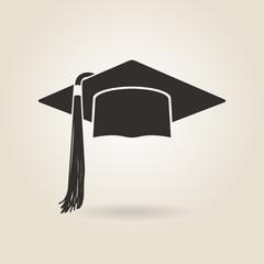 graduate cap icon