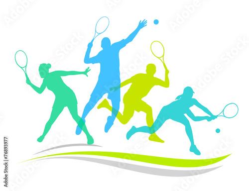 Zdjęcia na płótnie, fototapety, obrazy : Tennis - 170