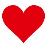 Fototapety Herz, Herzchen, Icon, Symbol, Herzsymbol, Herzicon, Heart, 2D