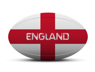 Ballon de rugby England
