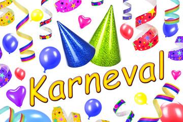 Feiern wir Karneval!