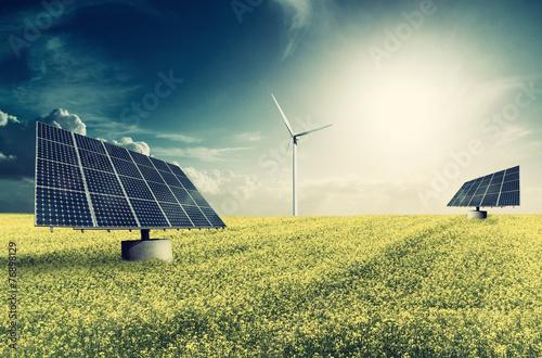 Poster Cultuur Energie