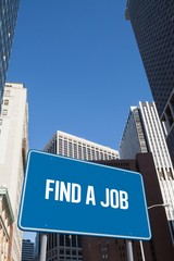 Find a job against new york